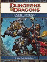D&D 4e - Player's Handbook