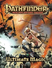 Pathfinder Roleplaying Game: Ultimate Magic Pre-Owned