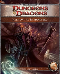 D&D Fourth Edition: Keep on the Shadowfell