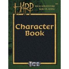 HARP Character Book