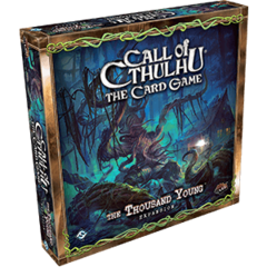 Call of Cthulu: The Card Game - The Thousand Young Expansion