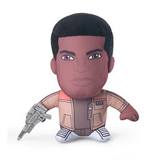 Star Wars The Force Awakens Finn Super Deformed Plush