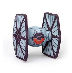 Comic Images Plush Episode 7 Tie Fighter Villain Starfighter Vehicle Plush