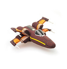Comic Images Episode 7 X-Wing Hero Starfighter Plush Vehicle