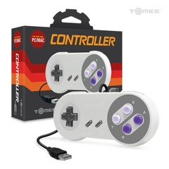 SNES USB Controller for PC/ Mac - Tomee
