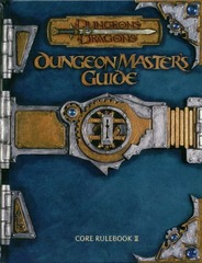 D&D 3e Dungeon Master's Guide
