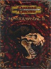 D&D 3.5 Monster Manual 3