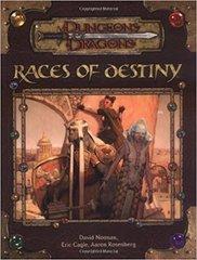 D&D 3.5 Races of Destiny