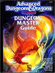 AD&D 2nd Edition Dungeon Master's Guide
