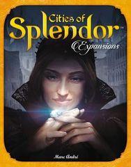 Splendor Expansion Cities of Splendor