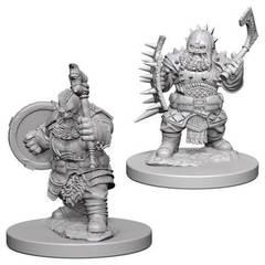 Dwarf Male Barbarian