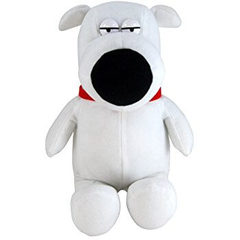Family Guy: Brian Beanie Plush