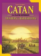 Catan: Traders & Barbarians – 5-6 Player Extension (5th Edition)