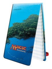 Magic the Gathering: Mana 5 Life Pad - Island