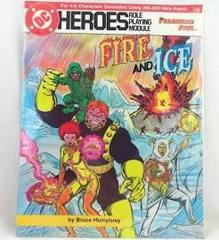 Heroes Role Playing Module - Fire and Ice