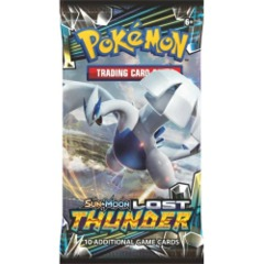 Sun & Moon: Lost Thunder Booster Pack