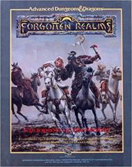 AD&D Forgotten Realms Cyclopedia of the Realms