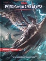 D&D: 5th Ed. Princes of the Apocalypse - Adventure