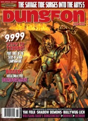 Dungeon Magazine #147