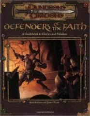 D&D Defenders of the Faith