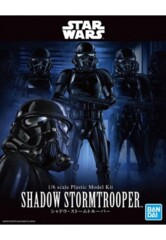 Shadow Stormtrooper 1/6 Scale