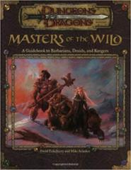 D&D Masters of the Wild