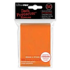 Ultra Pro: Standard Sleeves - Orange (50ct)
