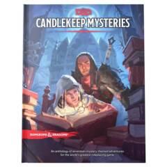 D&D 5e Adventure - Candlekeep Mysteries