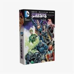 DC DECK-BUILDING GAME: CRISIS EXPANSION PACK 3 & 7