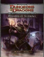 Dungeons & Dragons Pyramid of Shadows: An Adventure for Characters of 7th- 10th