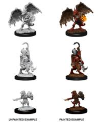 Dungeons & Dragons Nolzur`s Marvelous Unpainted Miniatures: Kobold Inventor, Dragonshield, and Sorcerer