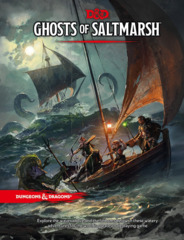 D&D 5th ed Ghosts of Saltmarsh
