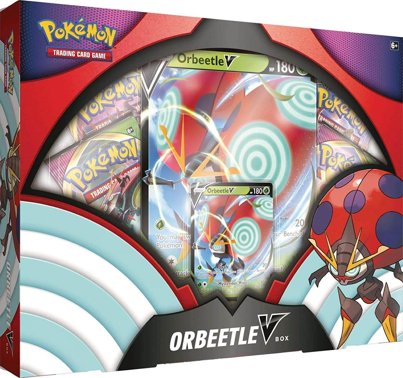 Pokemon - Orbeetle V Box
