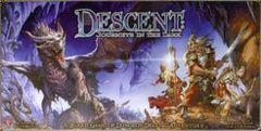 Descent: Journeys in the Dark First Edition