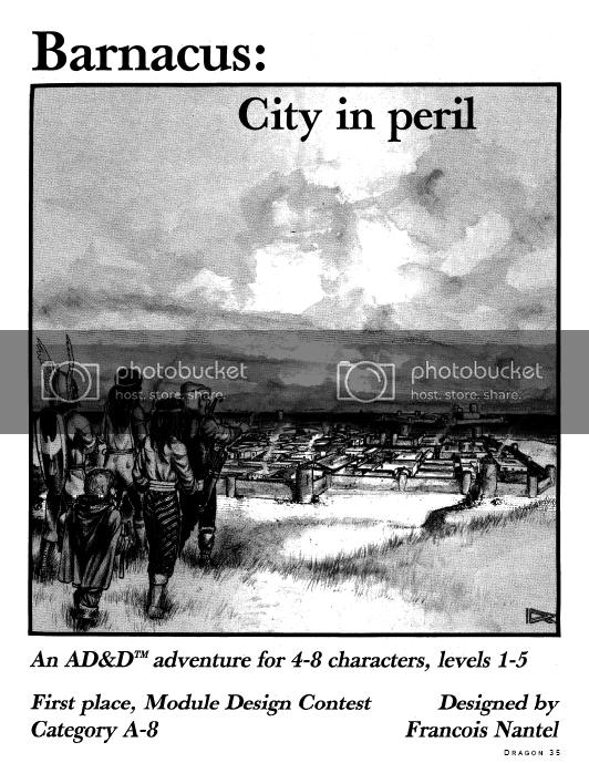 Barnacus: City in Peril