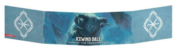 DM Screen - Icewind Dale: Rime of the Frost Maiden