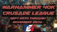 40K Crusade League