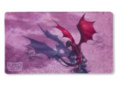 Dragon Shield Magenta Fuchsin Playmat