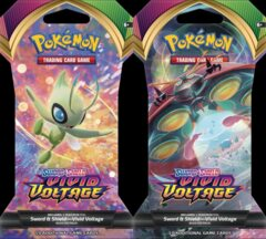 Pokemon Vivid Voltage Booster Pack