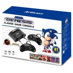 Sega Genesis Classic Game Console (2017 Version)