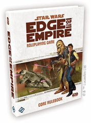 Edge of the Empire RPG book