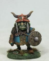 Maggorm Goblin Warrior with Short Sword and Shield DSM-4628
