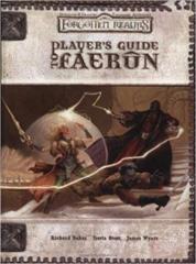 D&D Forgotten Realms Player's Guide to Faerun