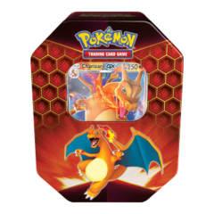 Pokemon: Hidden Fates Tin: Charizard