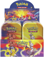 Pokemon: Kanto Power Mini Tins