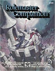 Rolemaster Companion