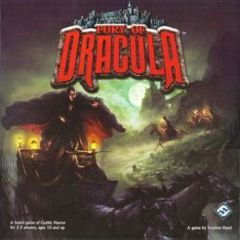 Fury of Dracula Second Edition