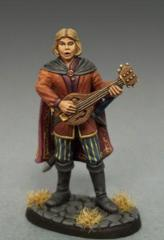 Male Bard with Lute DSM-4116