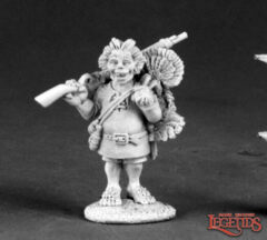 03526 - Dorly Luckrock, Halfling Scout