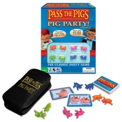 Pass The Pigs Party Edition